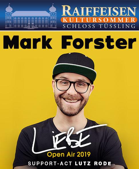 Mark Forster Liebe
